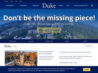 Université Duke