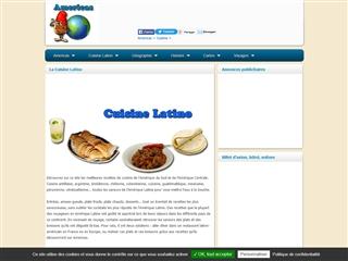 Americas : cuisines d'Amérique du Sud
