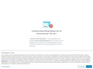 Ma Vie En Couleurs -Blog Makeup