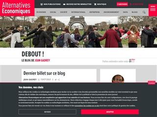 Blog de Jean Gadrey
