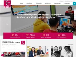 École nationale Supérieure de l'Électronique et de ses Applications (ENSEA)
