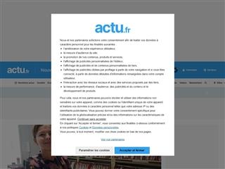 Actu.fr : Nouvelle Aquitaine