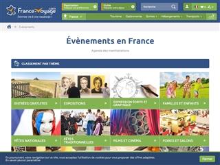 France-Voyage.com : événements, fêtes et festivals