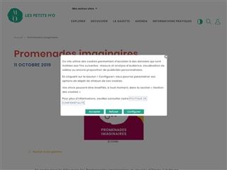 Musée d'Orsay : Les Petits M'O : Promenades imaginaires