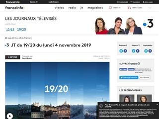 France 3 : Journaux télévisés