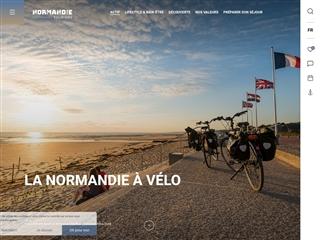 Normandie Tourisme : Vélo