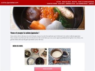 Cuisine-japonaise.com