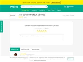 Ma-reduc.com : Zalando