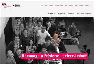Institut de Journalisme de Bordeaux Aquitaine (IJBA)