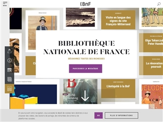 BnF - Bibliothèque nationale de France