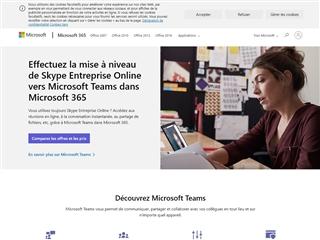 Skype : Skype pour les entreprises