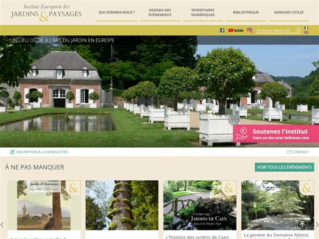 Institut Européen des Jardins & Paysages