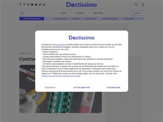 Doctissimo : La contraception