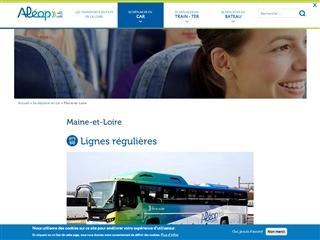 Maine-et-Loire : Anjou BUS