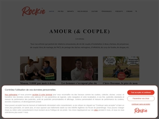 Rockie Mag : Amour & Couple
