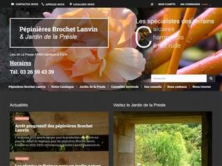 Pépinière Brochet - Lanvin