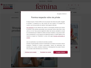 Version Femina : Sexo