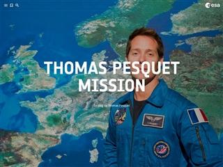 Le Blog de Thomas Pesquet