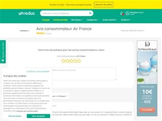 Ma-reduc.com : Air France