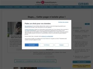 Idéal Investisseur : Immobilier