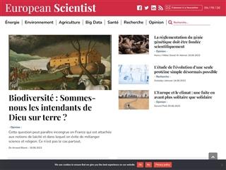 European Scientist