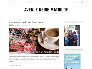 Avenue Reine Mathilde