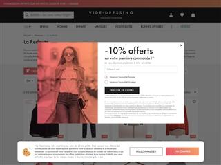 Videdressing.com : La Redoute