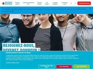 Établissement français du sang (EFS)