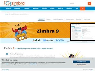 Zimbra : Collaboration