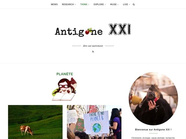 Antigone XXI : Planète