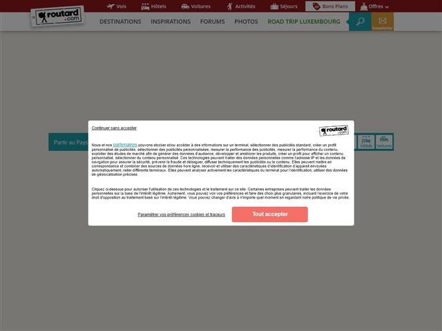 Routard.com : Pays de Galles