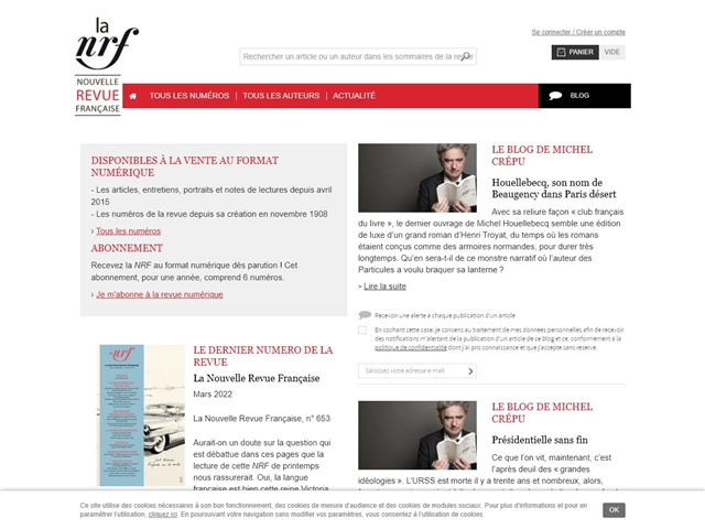 Nouvelle Revue Française