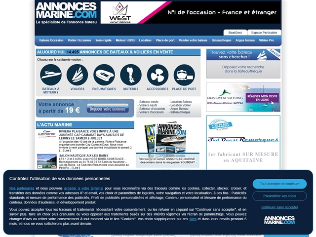 Annonces-Marine.com