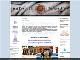 Pat l'expat à Buenos Aires