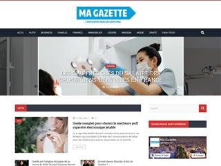 Ma Gazette