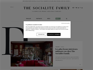 The Socialite Family : Blog déco