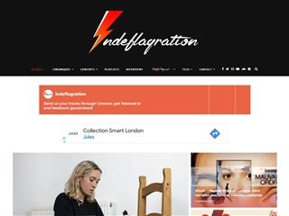 Indeflagration
