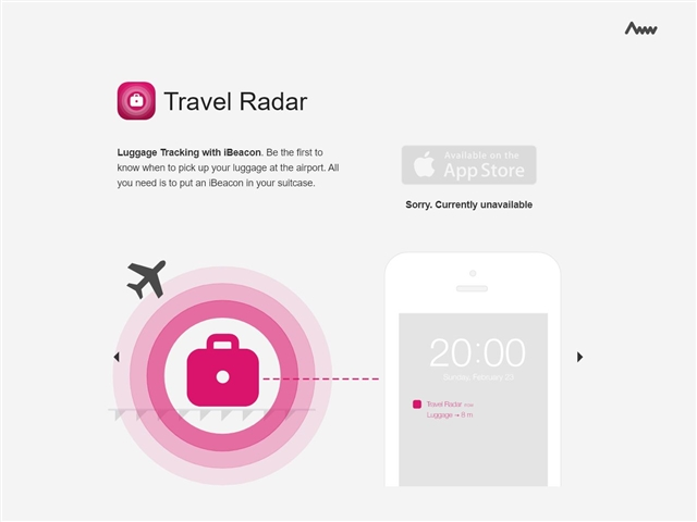 Travel Radar