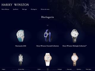 Harry Winston : Montres