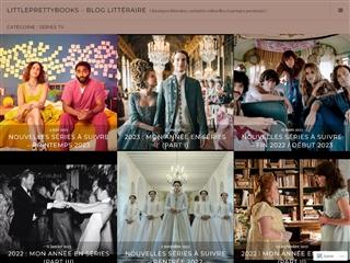 My Pretty Books : Séries TV