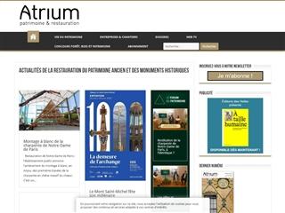 Atrium  Patrimoine & Restauration