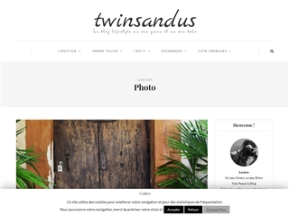 Twins and Us : Photographie