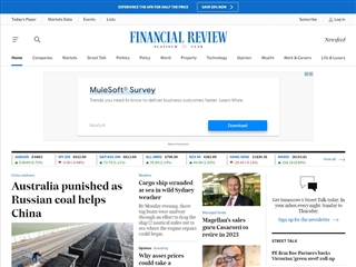 The Australian Financial Review
