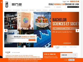 École Normale Supérieure de Lyon (ENS Lyon)