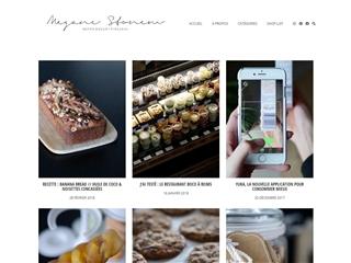 Métro Boulot Pinceaux : Food