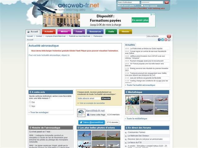 Aéroweb.net