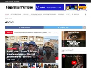 Regard sur l'Afrique
