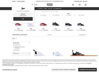 Yoox : Nike