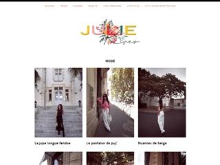 Le Petit Monde de Julie : Mode