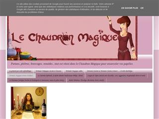 Le Chaudron Magique : potions venues d'ailleurs